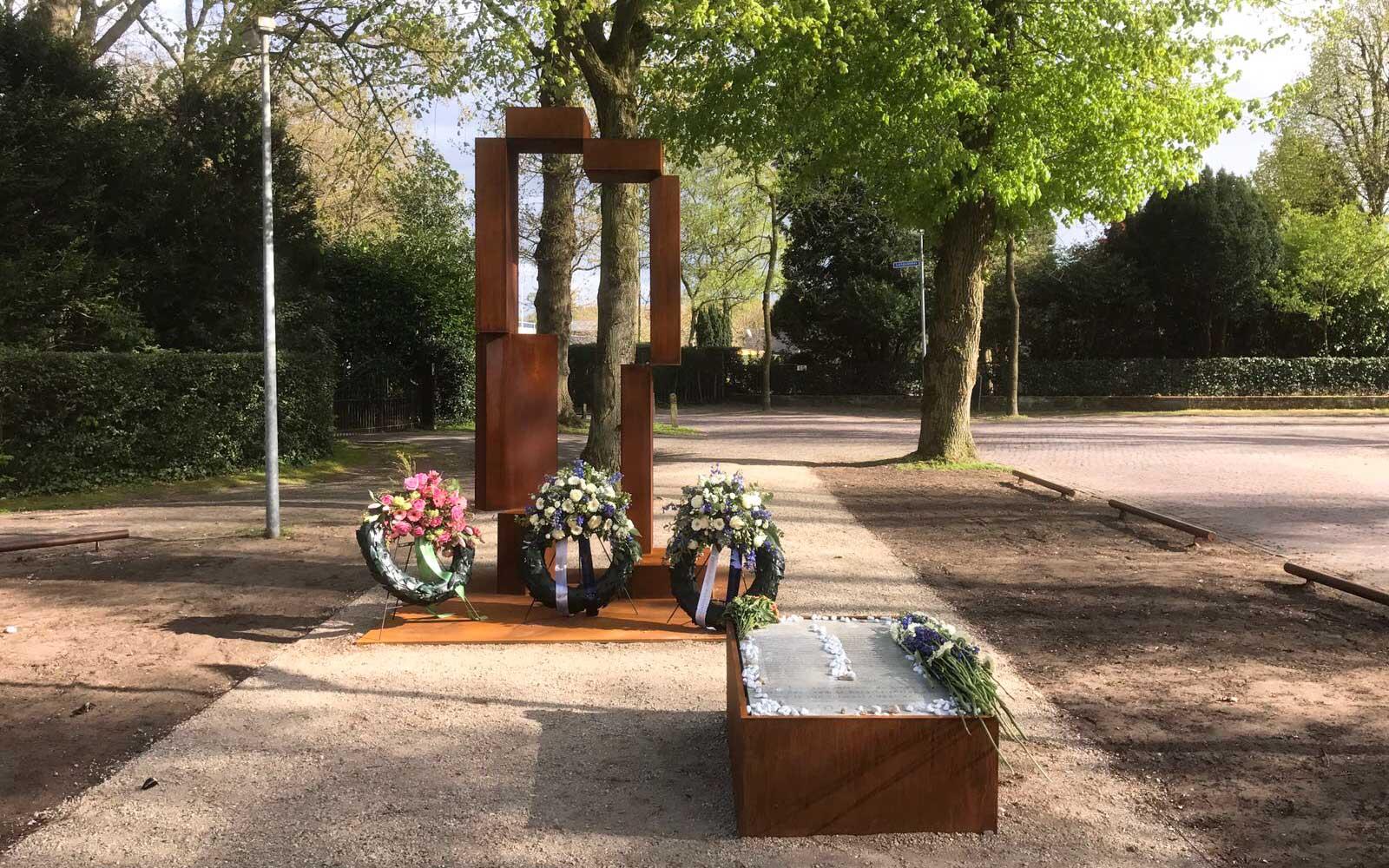 Monument voor de Joodse Kinderen